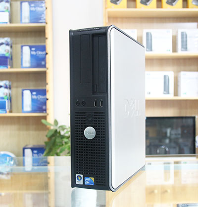 Máy tính Dell OPTIPLEX 780 DT Intel core 2 duo E7500