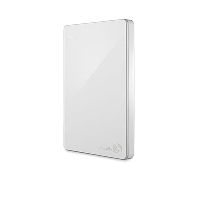 Ổ cứng seagate backup plus slim 2tb stdr2000306 white