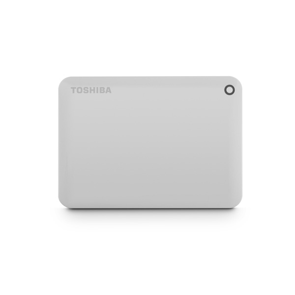 Ổ cứng toshiba canvio connect II 1tb hdtc810xw3a1 white