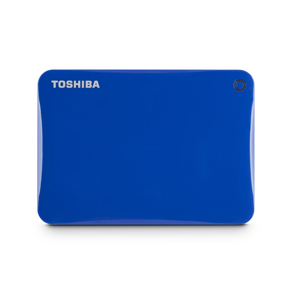 Ổ cứng toshiba canvio connect II 1tb hdtc810xl3a1 blue