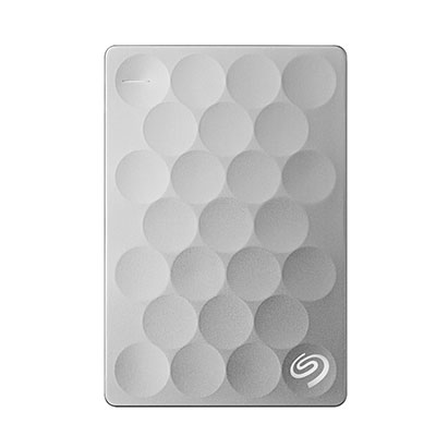 Ổ cứng seagate backup plus ultra slim 2tb steh2000300 platinum