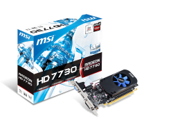 VGA MSI R7730-1GD3/LP