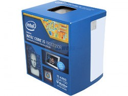 CPU Intel Core i5 4460