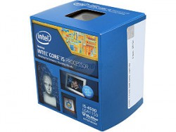 CPU Intel Core i5 4590