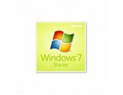 Windows 7 Starter 32-bit English SEA 1pk DSP OEI DVD (GJC-00116)
