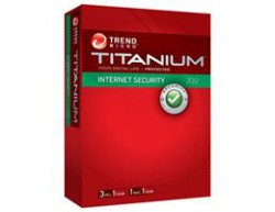 Trend micro Internet Security 2012 (1PC-1Y)