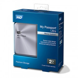 Ổ cứng wd passport ultra metal 2tb wdbezw0020bcg