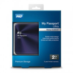 Ổ cứng wd passport ultra metal 2tb wdbezw0020bba