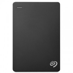 Ổ cứng seagate backup plus portable drive 4tb stdr4000300 black