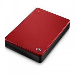 Ổ cứng seagate backup plus portable drive 4tb stdr4000303 red