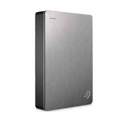 Ổ cứng seagate backup plus portable drive 4tb stdr4000301 sliver