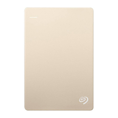 Ổ cứng seagate backup plus slim 2tb stdr2000307 gold