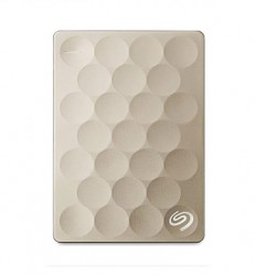 Ổ cứng seagate backup plus ultra slim 2tb steh2000301 gold