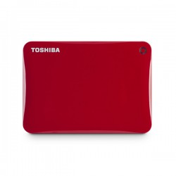 Ổ cứng toshiba canvio connect II 3tb hdtc830xr3c1 red