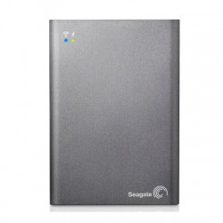 Ổ cứng seagate wireless plus portable 2tb stcv2000300 gray